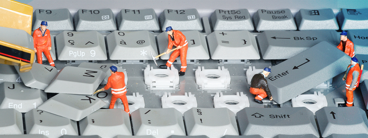 chantier clavier 13